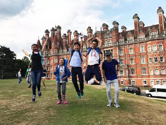 校园篇|英国游学的校园日常是——比谁更会玩?