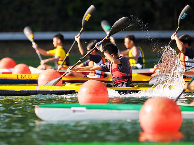 享游学冬令营 | 2020W新加坡户外独木舟运动训练营6天5晚