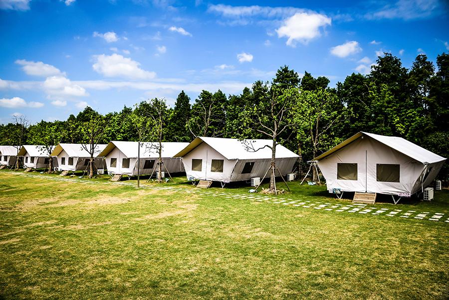 海湾森林公园帐篷营地2天1晚套餐