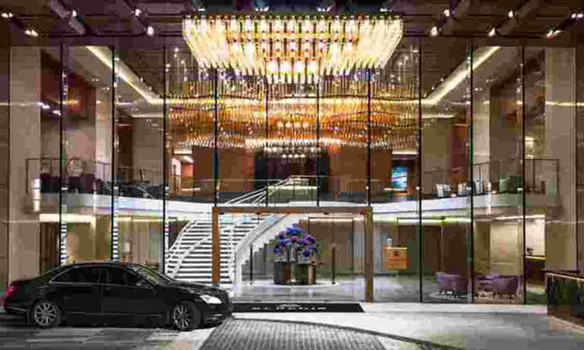 澳门瑞吉金沙城中心酒店